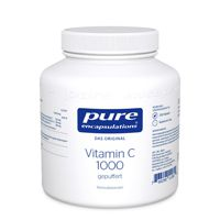 PURE ENCAPSULATIONS Vitamin C 1000 gepuff.Kps.