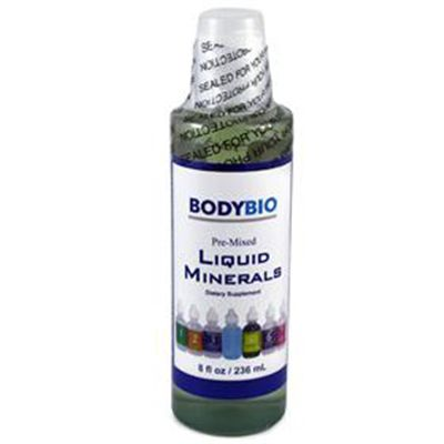 PRE-MIXED Liquid Minerals BodyBio